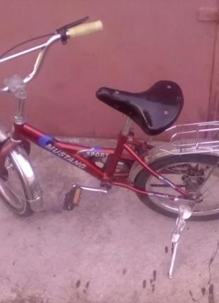 Детский велосипед от 3-10 лет