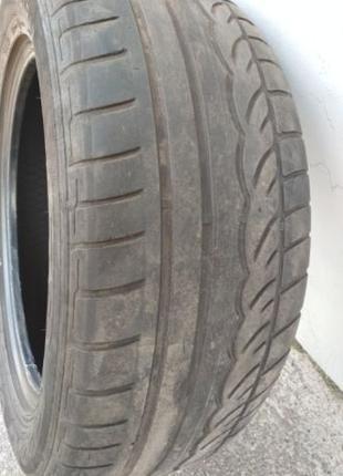 Dunlop 235 55 R17 летние шины, комплект 4 шт, резина, колесо