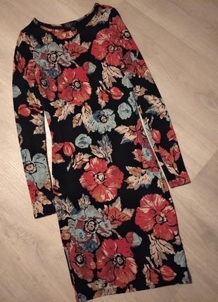 Брендовое платье topshop