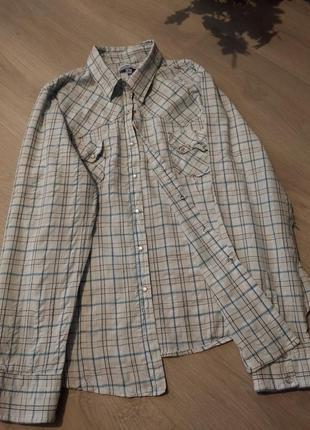 Брендовая рубашка casual friday