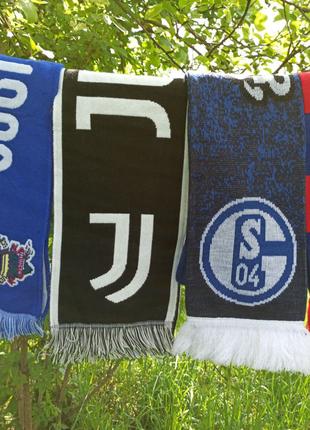 Футбольні шарфи / рози