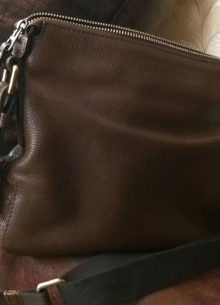 Кожаная сумка Betterson AMSTERDAM