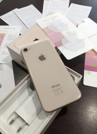 Смартфон Apple iPhone 8 (64Gb) Gold