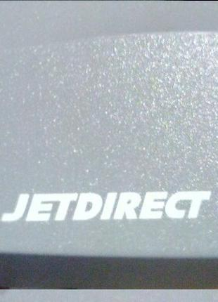 Принт-сервер HP JetDirect 300x 10/100Base-TX