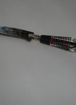 Нож ручной работы. ИТК. Зоновская работа