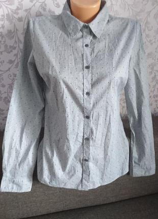 Бредовая хлопковая рубашка