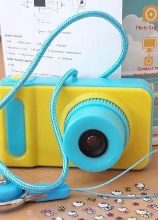 Vacation KVR для детей Автофокус Игрушка Фотоаппарат