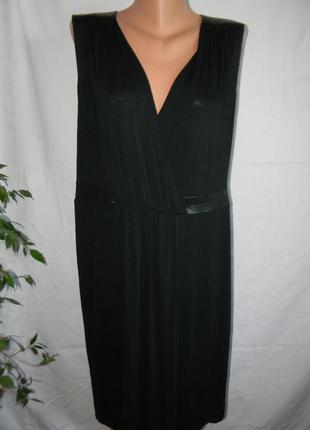 Новое трикотажное платье george
