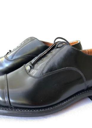 Туфли-оксфорды richleigh (англия),кожаны,новые