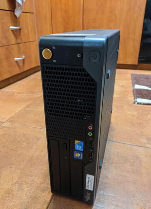 Системный блок Fujitsu intel core 2 duo/160 gb/4gb ddr3/win 10
