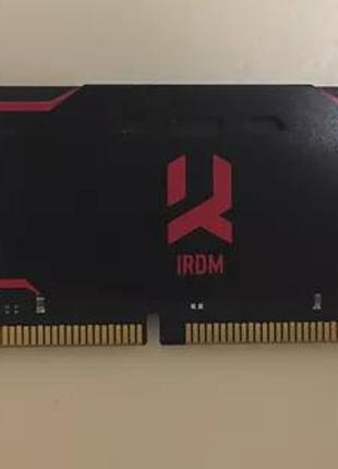 Модуль памяти DDR4 16GB/2133 GOODRAM Iridium Black IR-2133D464L1