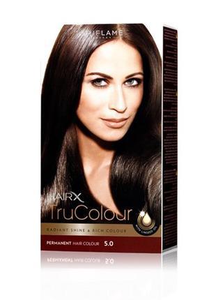 Cтойкая краска для волос HairX TruColour