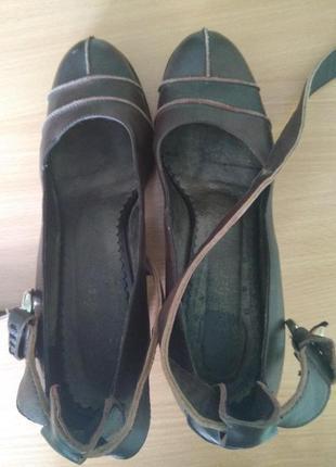 #розвантажуюсь кожаные туфли. осень-весна.