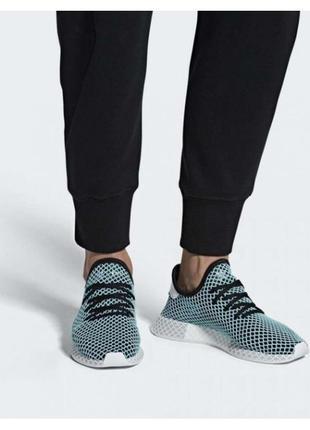 Фірма - кроссовки adidas deerupt x parley  розміри - 40р.по  44