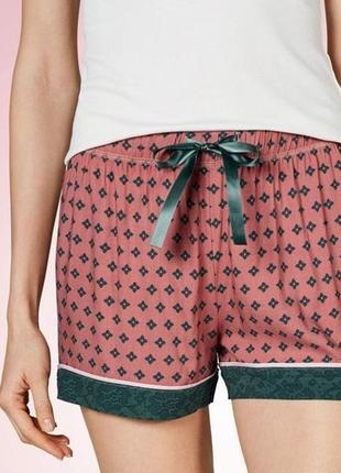 Домашние пижамные шорты esmara в упаковке р.l евро