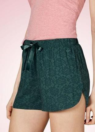 Домашние пижамные шорты esmara в упаковке, разм.м евро