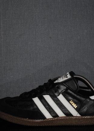 Кроссовки adidas samba 43 р