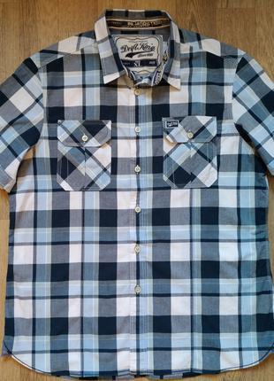 Мужская рубашка Drift King, размер XL