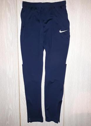 Спортивные, тренировочные штаны nike на 13-15 лет