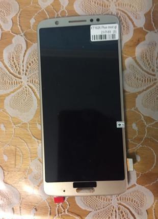 Дисплей для Motorola Moto G6 Plus XT1926 Original Gold с сенсором