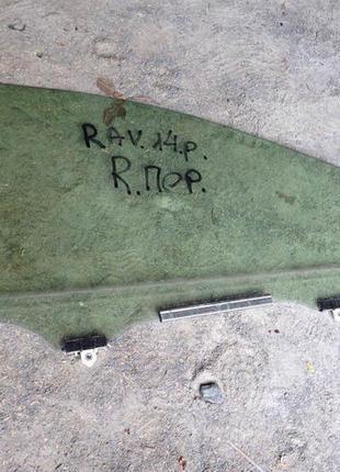 Стекло двери передней R Toyota RAV4 Rav 4 Тойота Рав 4 2015