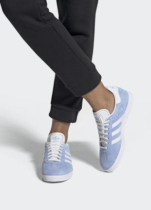 Женские кроссовки adidas originals gazelle ee5535