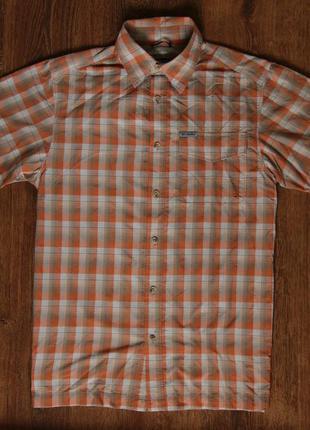 Мужская рубашка columbia titanium shirt