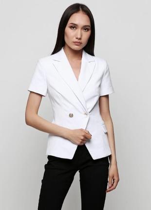 Пиджак с коротким рукавом, болеро