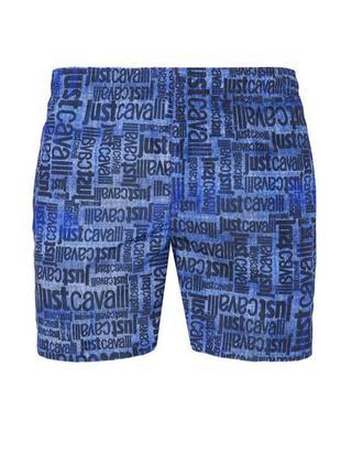 Мужские плавки, шорты для плавания Just Cavalli  оригинал S 48