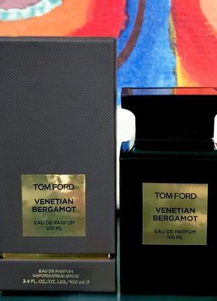 Tom Ford Venetian Bergamot_Оригинал EDP_5 мл затест_Распив