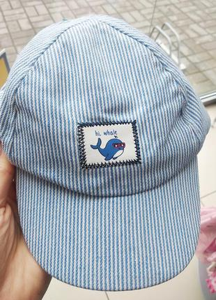 Кепка детская, кепка для мальчика, кепка