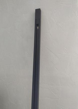 Шинопровод для трековых светильников Jazzway PTR 2M-BL 200см чер