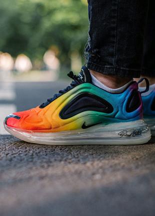 Кроссовки мужские Nike Air Max 720 Be True Multi-Color