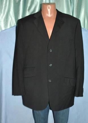 Классический мужской пиджак большой размер