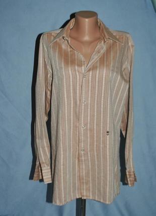 Женская удлиненная рубашка