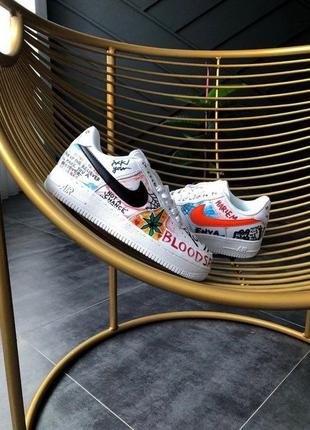 """Кроссовки женские nike air force """"just do it pack"""""""