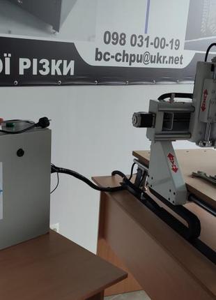 Фрезерный станок с ЧПУ 600х400х120.