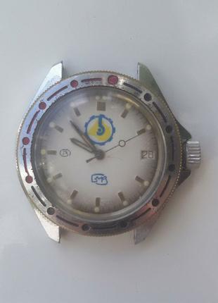 Командирские часы, годинник Восток