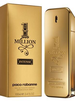 Мужские духи Paco Rabanne 1 Million 100ml Парфюм•Туалетная вода
