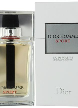 Мужские духи DIOR Homme Sport 100ml Туалетная вода