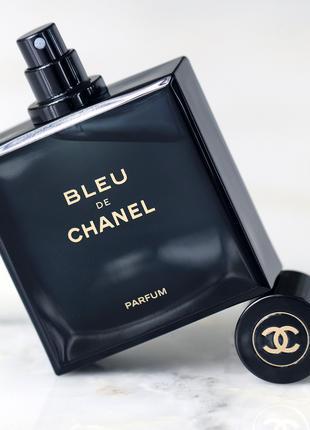 Мужские духи Chanel Bleu de Chanel 100ml Туалетная вода