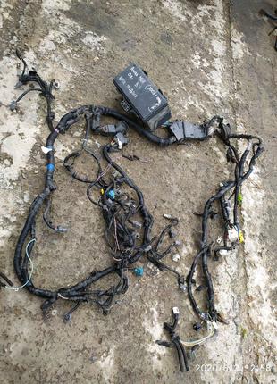 Провода двигателя блок предохранителей Acura MDX 3.7 б/у оригинал