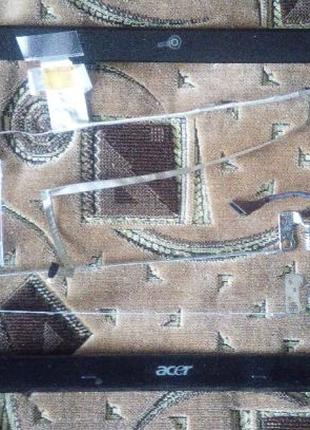 Петли от матрицы Acer Aspire 5560