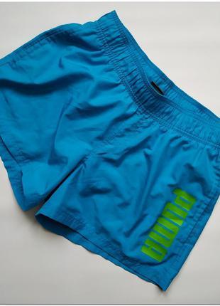 Мужские шорты-плавки puma