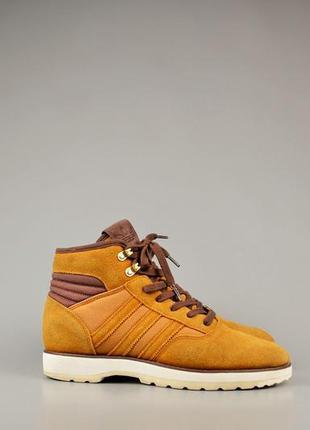 Мужские ботинки adidas navvy 2.0, р 40