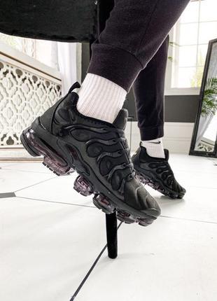 "🔥 Nike Air VaporMax Plus ""Black"" 🔥"