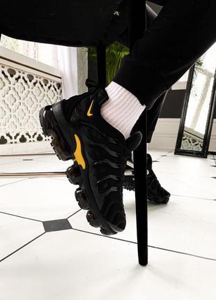 "🔥 Nike Air VaporMax Plus ""Black/Gold🔥"