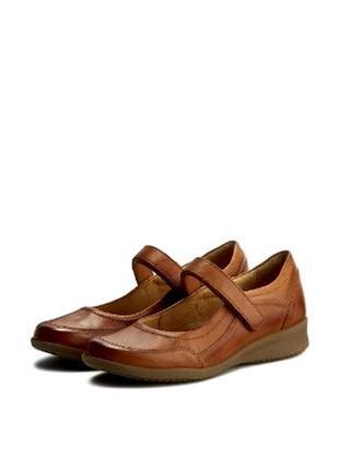 Туфли lasocki comfort натуральная кожа