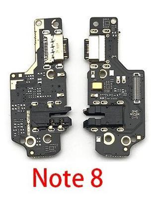 Плата зарядки XIAOMI  Note 8 8 pro Mi A3  Mi max 3