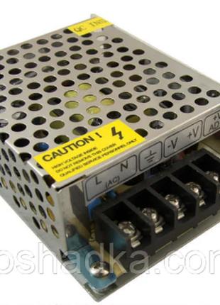 Преобразователь напряжения 220v-12v 5A конвертер перетворювач